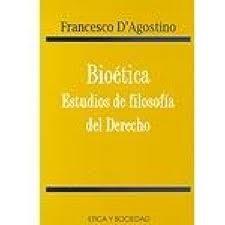 Bioetica. Estudiosdefilosofiadlderecho